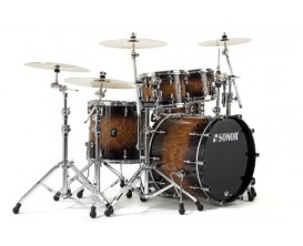 SONOR PL12 Stage 3 WBB - Prolite Serie, sans HW, sans cymbable, Walnut Brown Burst *