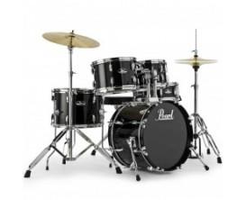 """PEARL RS585SC/C31 - Kit Roadshow 5 Fûts, GC 18"""", Fournie avec Cymbales, Pédale GC, baguettes et Cymbales (HH 14"""" + Crash 16""""), N"""