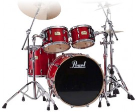 PEARL SSC924XUP/C - Session Studio Classic, Kit 4 futs, Sequoia Red