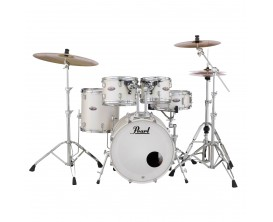 PEARL DMP925S/C229 - Decade Maple Drum Kit 5 pces avec Hardware - White Satin Pearl