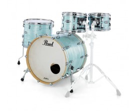 PEARL MCT924XEP/C414 - Master MapleKit 4 fûts, Limited Edition, Ice Blue Oyster (No Hardware, no snare)