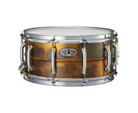 "PEARL STA1465FB - Caisse Claire Sensitone 14""x6.5"", cuivre 1,5mm - Beaded Brass"