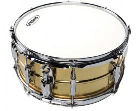 "GRETSCH 5550125716 - S-0613GL-PBR 13"" x 6"" • Snare Drum • Beaded Brass Shell • 8-Lug"