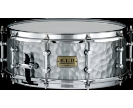 TAMA LST1455H - TAMA CAISSE CLAIRE S.L.P. VINTAGE HAMMERED STEEL 14x5.5