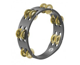 MEINL CTA2B-BK - Tambourin Compact (cymbalettes cuivre)