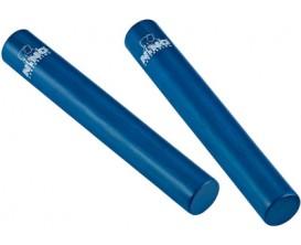 NINO 576B Paire de shakers Rattle Sticks - Bleu