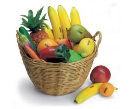 NINO VE36 / 536 Shaker assortiment fruits / légumes, vendu à la pièce