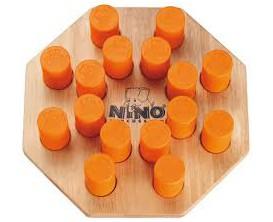 NINO 526 Shake'N'Play - Jeu de mémoire 16 shakers (8 paires)