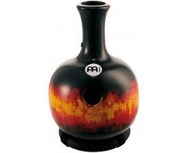 MEINL ID2BKR Ibo Drum Fibres de verre Long Col - Noir et Rouge