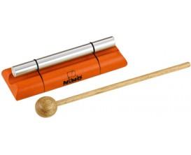 NINO 579S-OR Energy Chime avec maillet, petit modèle, orange