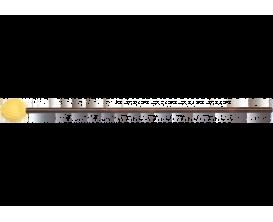"VIC FIRTH M3 - Paire Mailloches American Custom Medium Tête ""Champignon"""
