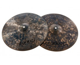 ISTANBUL CBOH15 - Signature Series Cindy Blackman OM Hi Hat 15'