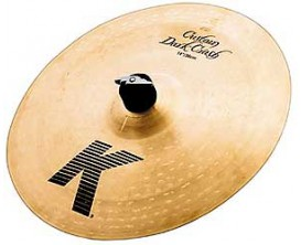 "ZILDJIAN 15"" K Custom Dark Crash*"
