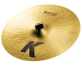 "ZILDJIAN 19"" K Dark Crash Thin"