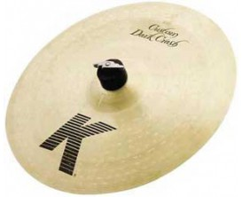"ZILDJIAN 18"" K Custom Dark Thin Crash"