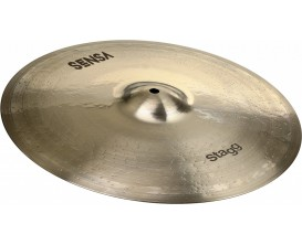 "STAGG SEN-RM20B - Cymbale SENSA Brillant - Ride Medium 20"""