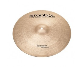 "ISTANBUL ORR22 - Cymbale Ride Original 22"", Série Traditional"