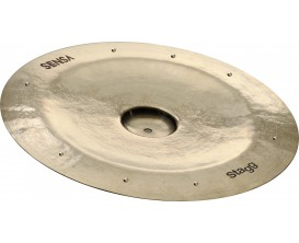 "STAGG SEN-CH18B ZZ - Cymbale SENSA Brillant - China 18"" - sizzle"