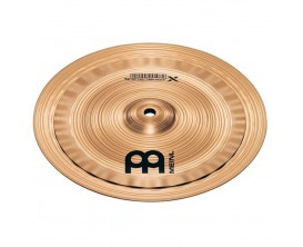 "MEINL GX-8/10ES CYMBAL SET 8/10"" ELECTRO STACK"