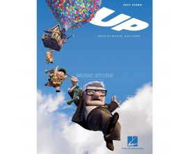 Up Motion Picture Soundtrack (Easy Piano) - Michael Giacchino - Hal Leonard