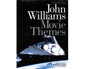 LIBRAIRIE - John Williams Movie Themes - Wise Publication