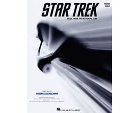 Star Trek Music From The Motion Picture (Piano Solo) - Michael Giacchino - Hal Leonard