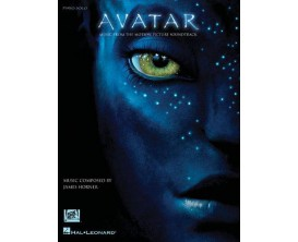 Avatar Music From the Motion Picture Soundtrack (Piano Solo) - J. Horner - Hal Leonard