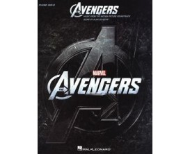 Marvel The Avengers Music from the Motion Soundtrack (Piano Solo) - A. Silvestri - Hal Leonard