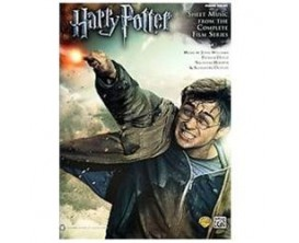 Harry Potter Sheet Music from the Complete Film Serie (Piano Solos) - Warner Bros - Alfred Publishing