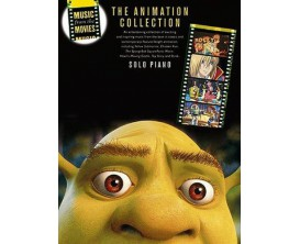 The Animation Collection (Solo Piano) - Wise Publications