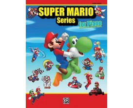 Super Mario Series for Piano (Intermediate-Advanced Edition) - Alfred Publishing