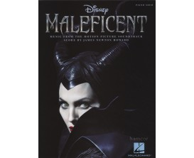Disney Maleficient - Music from the Motion Picture Soundtrack (Piano Solo) - J. N. Howard - Hal Leonard