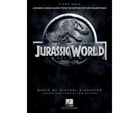 Jurassic World - Music form the Motion Picture Soundtrack (Piano solo) - M. Giacchino - Hal Leonard