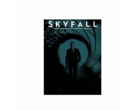 Skyfall Selections From the Original Motion Picture Soundtrack (Piano Solo) - Wise Publications