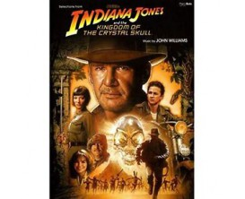Indiana Jones and the Kingdom of the Crystal Skull (Pinao solo) - J. Williams - Faber Music