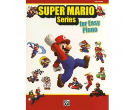 Super Mario Series for Easy Piano - Alfred Publishing