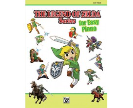 Legend of Zelda Easy Piano - Alfred Publishing