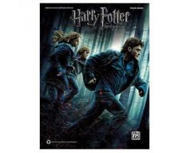 Harry Potter Reliques de la mort Part 1 pianos solo - Warner Bros - Alfred Publishing