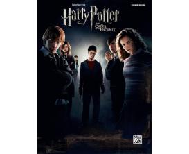 Harry Potter et l'ordre du Phoenix piano solos - Warner Bros