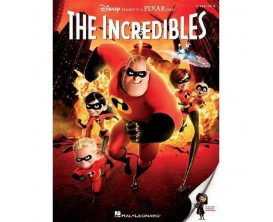 The Incredibles Pixar (Piano Solo) - Hal Leonard