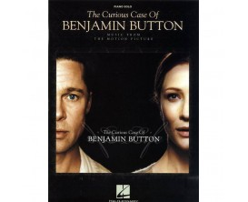 The Curious Case of Benjamin Button (Piano Solo) - Hal Leonard