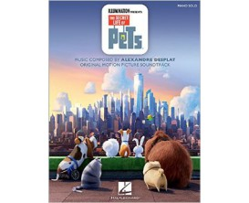 The Secret Life of Pets (Piano Solo) - Alexandre Desplat - Hal Leonard