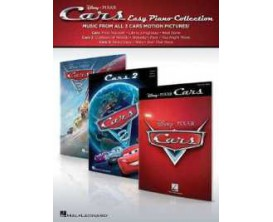 Disney/Pixar - Cars Easy Piano Collection - Music from All 3 Cars Motion Pictures - Hal Leonard