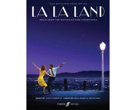 La La Land Music from the Soundtrack (Easy Guitar) - J. Hurwitz - Faber Music