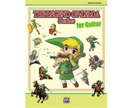 The Legend of Zelda For Guitar - Alfred Publishing