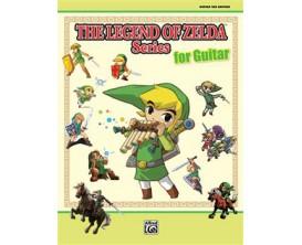 The Legend of Zelda For Guitar - Alfred Publishing