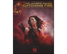 The Hunger Games: Catching Fire - Soundtrack - Hal Leonard