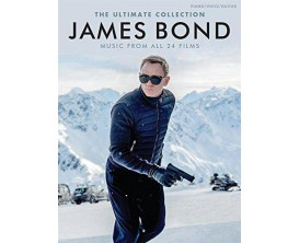 LIBRAIRIE - James Bond The Ultime Collection - Wise Publications