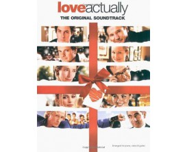 LIBRAIRIE - Love Actually - The Original Soundtrack - Wise Publications