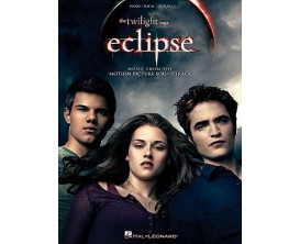 LIBRAIRIE - Eclipse - The Twilight Saga - Hal Leonard